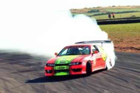 Learn2Drift - Half Day Introduction to Drifting with Track Time - Save 65%