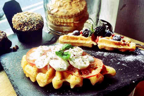 la Polenteria - Delectable Italian Polenta Meal for Two People with Wine - Save 53%