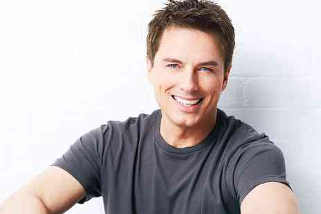 SJM Concerts - Two Tickets to John Barrowman - Save 50%