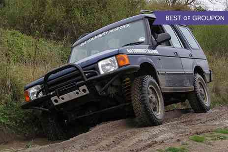Berkshire 4X4 - Off Road Driving Experience - Save 66%