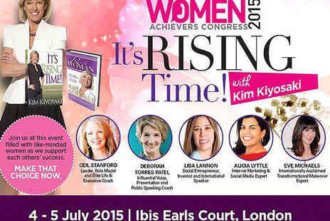 Success Resources - UK Womens Achievers Congress  - Save 30%
