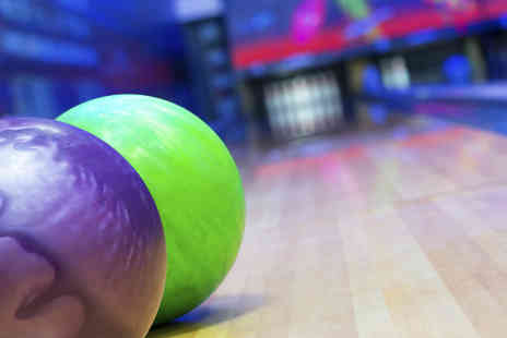 World of Bowling - Bowling for six with free pizza  - Save 57%