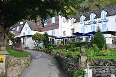 UK Minibreak -  Two Night B&B Break in the Wye Valley - Save 53%