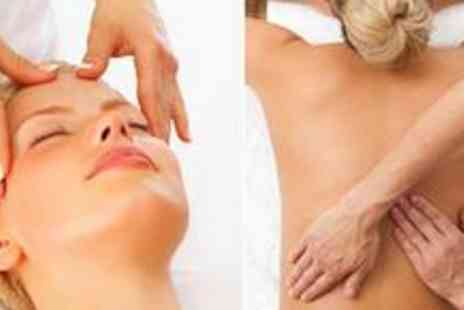 Maes Beauty Room - Full body massage including Indian head massage and facial - Save 71%