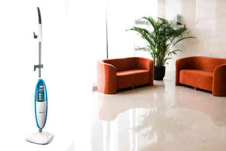 Giddy Aunt - Vax S2 Hard Floor Master Steam Cleaner - Save 68%