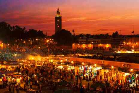 A1 Travel - Five or Seven Night All Inclusive Marrakech Holiday - Save 68%