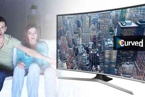 electrical experience - A Choice of Curved HD Samsung Smart LED TVs - Save 19%