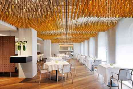 Ametsa with Arzak Instruction - Two Course Michelin Starred Lunch with Cava - Save 0%