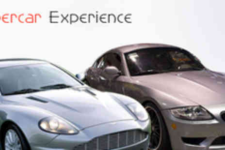 Spy Drive - Spy Themed Half Day Supercar Driving Experience - Save 74%