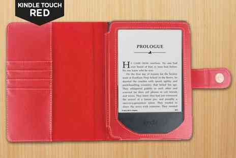 Navi Tech - Amazon Kindle Case with Reading Light  - Save 62%