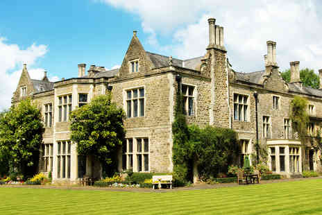 Miskin Manor Hotel - Central Cardiff getaway for two including breakfast and parking - Save 0%