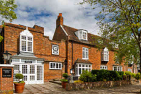 Dragonfly Hotels - Hertfordshire Overnight Dining Break in Stevenage - Save 49%