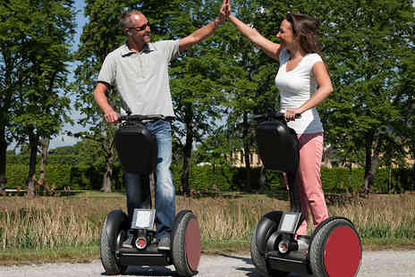 Segwayz - Off Road Segway Experience - Save 36%