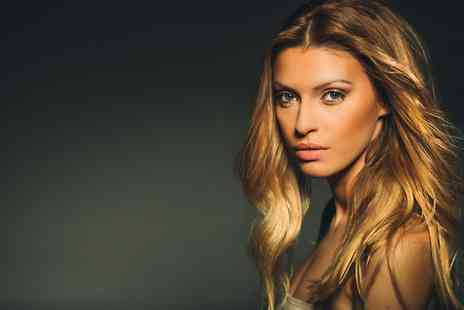 Chrissys Salon - Full Head of Ombre or Balayage Highlights - Save 40%