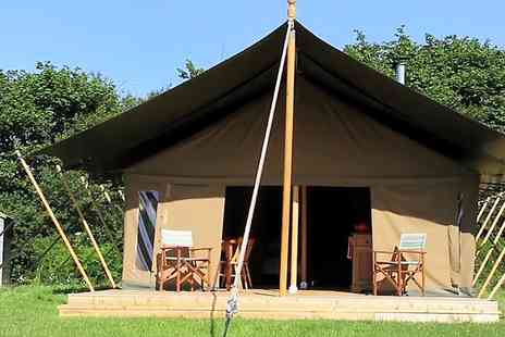 Cuckoo Down Farm - Three or Four Night Yurt Stay For Up to Four  - Save 0%