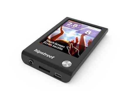Groupon Goods Global GmbH - Hipstreet Octave 8GB Video MP3 Player  - Save 50%
