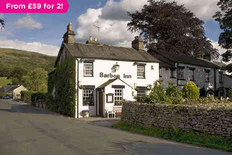 Barbon Inn - The Timeless Appeal of the Lake District - Save 0%