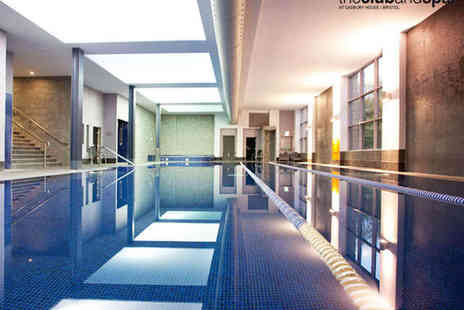 Cadbury House Health Club and Spa - Spa Experience with Lunch  and Glass of Sparkling Wine  - Save 53%