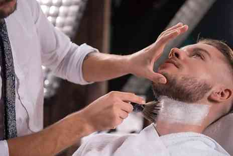 Sugar Rush - Haircut and Hot Towel Shave  - Save 0%