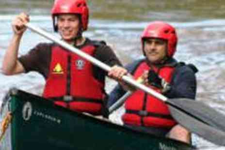 Wye Canoes - Full Day Canoe Hire Including Transport - Save 56%