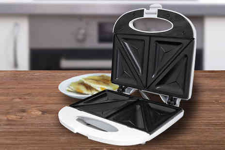All Boxed Up - Non Stick Toastie Maker - Save 35%