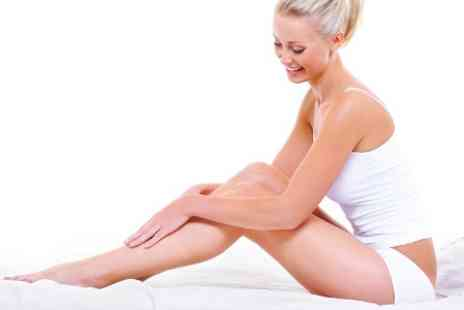 Beauty on the spot - Eight Sessions of Laser Hair Removal  For Full Legs, Underarms and Bikin - Save 70%