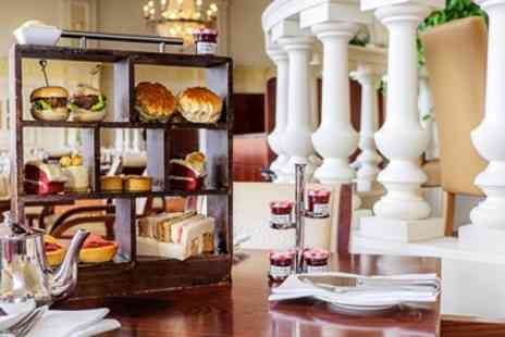 Hilton Brighton Metropole Hotel - Seafront Afternoon Tea with Prosecco for Two  - Save 37%