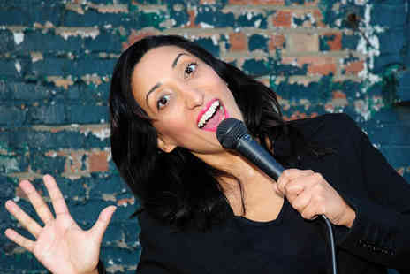 Birmingham Newtown Cultural Project - Two tickets to see Shazia Mirzas live stand up comedy show  - Save 40%