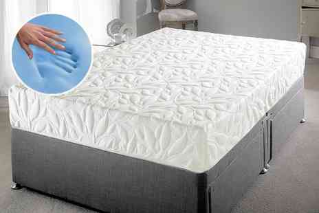 Sleep Solutions - GelFlex mattress Plus DELIVERY INCLUDED - Save 70%