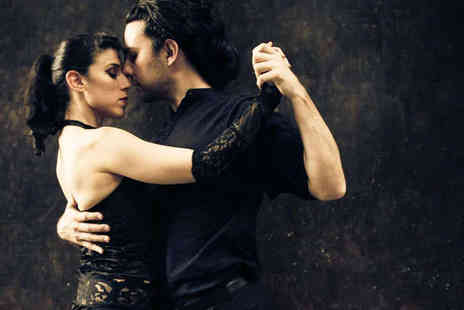 Maral & Mariano Argentine Tango School - Five Beginners Tango Lessons for Two - Save 66%
