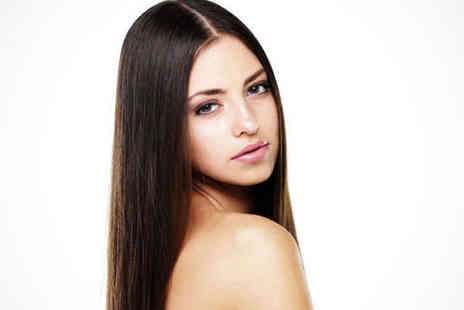 Sante Spa - Haircut and Blow Dry with Moroccan Oil Treatment - Save 68%