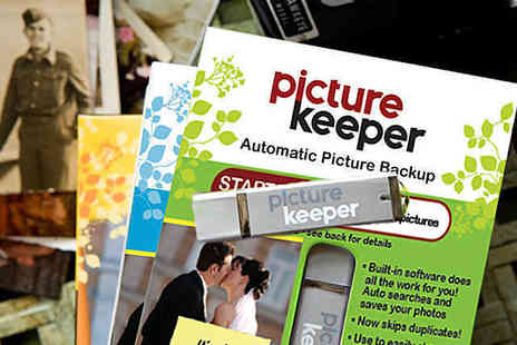 Picture Keeper - Picture Keeper Photo Back Up Device  - Save 49%
