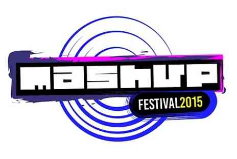 Mash Up 2015 - Family Ticket to Friendly Camping Festival - Save 40%