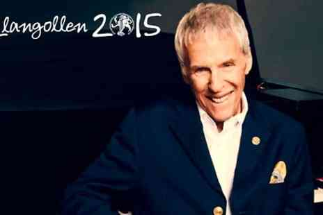 Llangollen International Musical Eisteddfod - Burt Bacharach Live in Concert - Save 0%