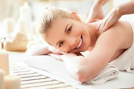 Boutique and Tanning - One Hour Full Body Massage  - Save 55%