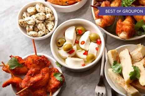 La Salsa - All You Can Eat Tapas  - Save 0%
