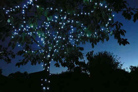 Mooch  - 50 LED Solar Fairy Lights - Save 73%