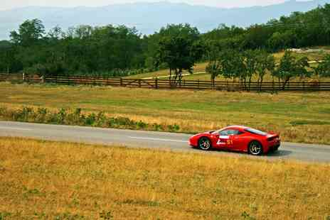 Slow Food & Fast Cars - Ferrari and Slow Food Tour with 6 Night in Italy including flights, hotels and excursions - Save 0%