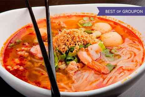 Raffles - Three Course Malaysian Set Menu For Two - Save 45%