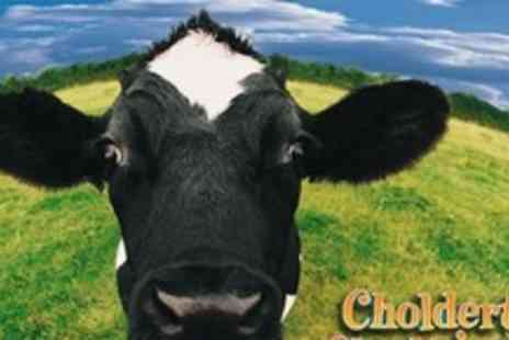 Cholderton Charlies Farm - Family Admission - Save 59%