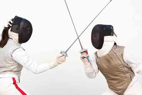 Salle Hadalin Fencing Club - Two hour taster class covers the basics of fencing  - Save 50%