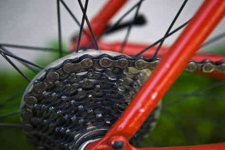 Siempre - Bicycle Service with Breakfast and Tea or Coffee - Save 45%