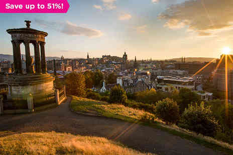 King James Hotel - A Luxury Hotel in the Heart of Edinburgh - Save 51%
