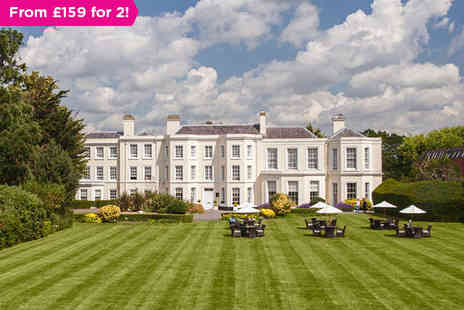 Burnham Beeches Hotel - A Touch of Romance in the Breathtaking Buckinghamshire Countryside - Save 0%