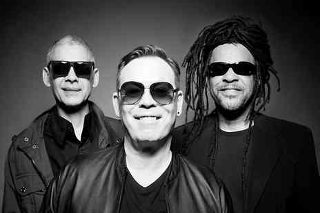 Live Promotions Events - UB40 Featuring Ali, Astro and Mickey - Save 0%