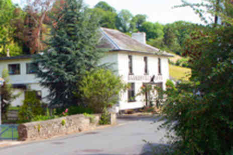 The Baskerville Arms Hotel - Brecon Beacons Escape with Dining Voucher - Save 44%