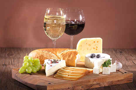 Dionysius Importers - Italian Wine and Cheese Tasting Experience for Two  - Save 67%