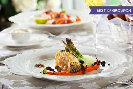 One Twenty One Two - Three Course Lunch With Prosecco and Coffee For Two - Save 40%