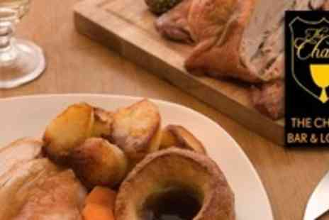 The Chalice - Sunday Roast For Two With Coffee - Save 61%