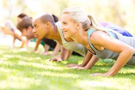 Body Beautiful Boot Camp - Ten Boot Camp Sessions  - Save 70%
